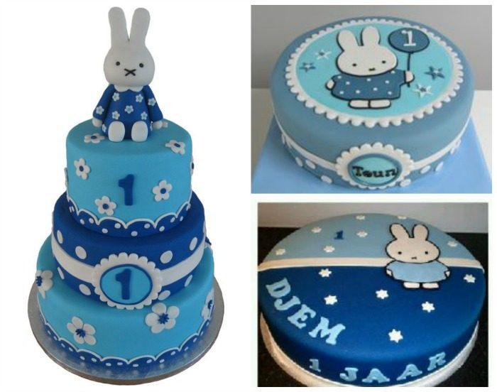 taart 1e verjaardag Een taart voor Marcel's eerste verjaardag   Roxxy84 taart 1e verjaardag